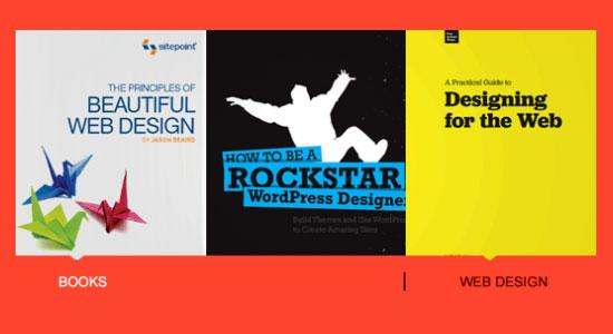 5 Web Design E-Books That Don't Suck