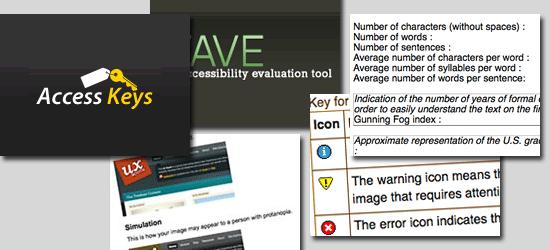 5 Web Accessibility Improvement Tools