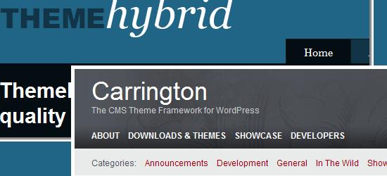 20 Kick-Ass WordPress Theme Frameworks for Rapid Theme Development