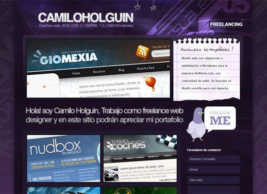 CamiloHolguin.com