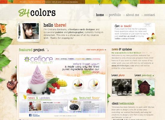 84colors