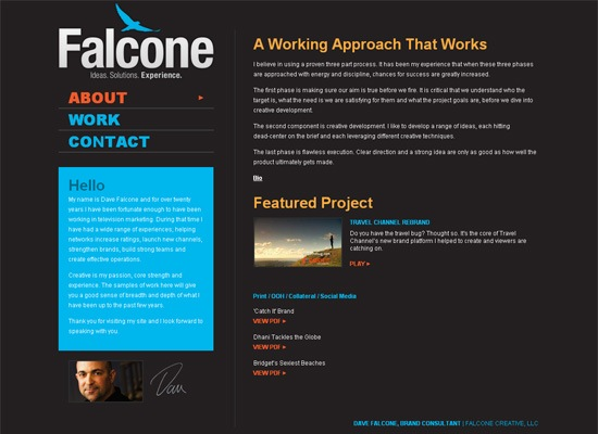 Falcone Creative
