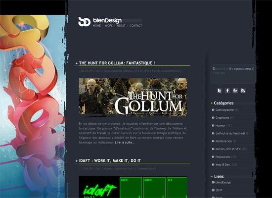 blenDesign'Blog