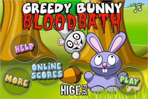 Greedy Bunny Bloodbath