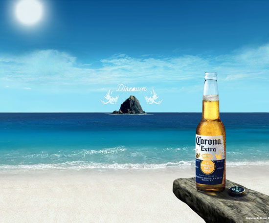 The Corona Beach