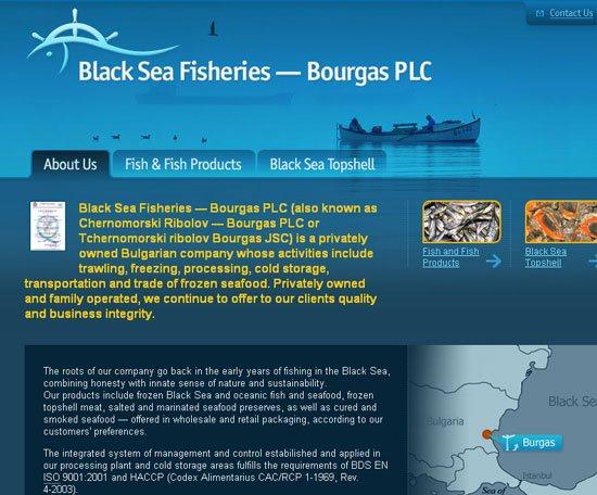 Black Sea Fishery