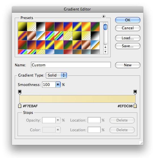 Creating the layout's navigation menu