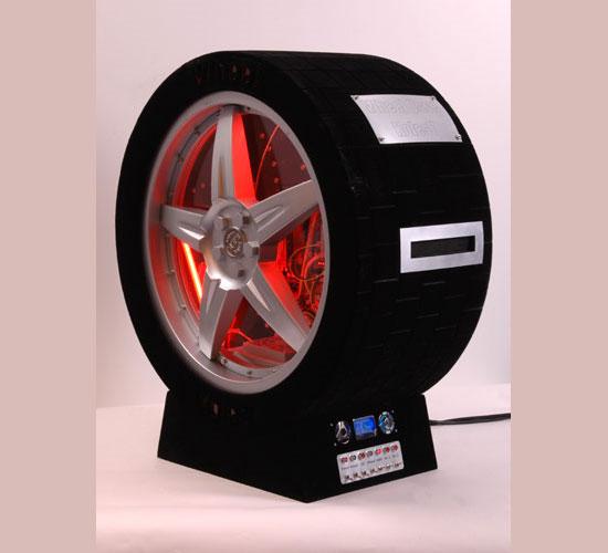 Wheel Case Mod