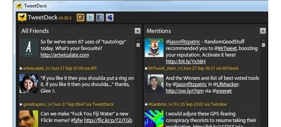 Five Best Twitter Clients