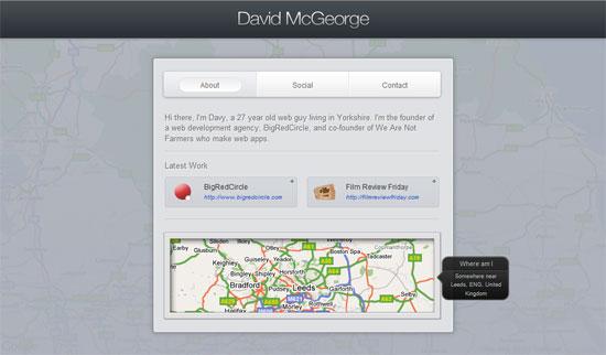 David McGeorge