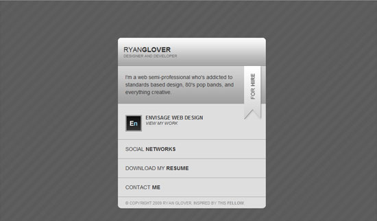 Ryan Glover Dot Net