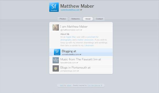 Matthew Maber