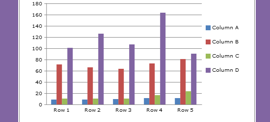 milkchart: Graph/Chart library for MooTools