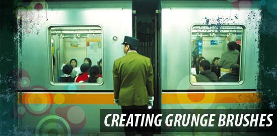 Creating Grunge Brushes