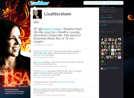 @LisaWorsham