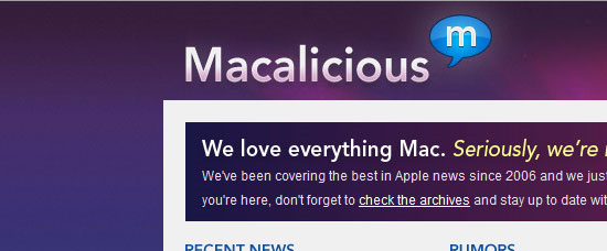 Macalicious