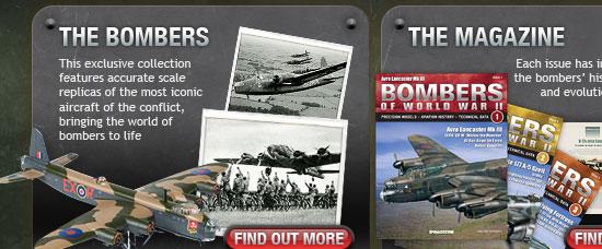Deagostini Bombers of World War II