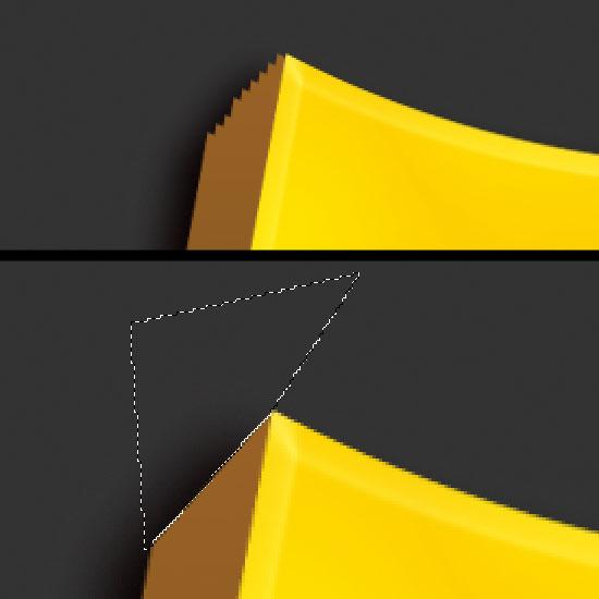 Create a drop shadow