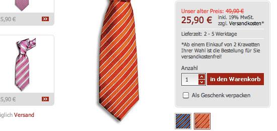 Krawattentrend.de