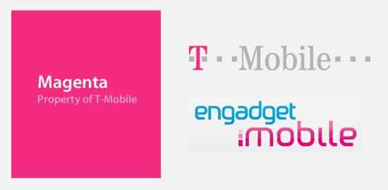 T-mobile magenta.