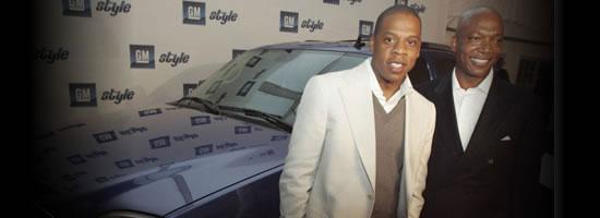 Jay-Z Blue.