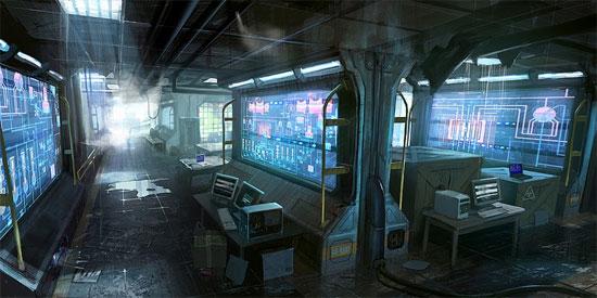 U-Wars Concept-Art