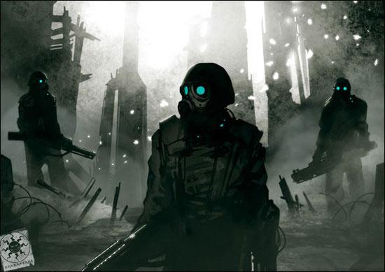 Riddick concept