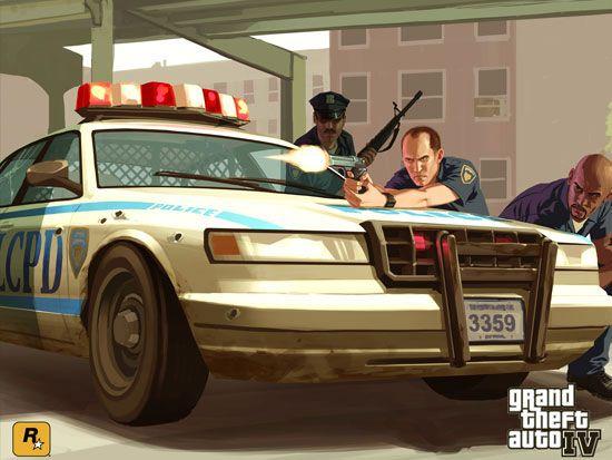LCPD (Grand Theft Auto IV)