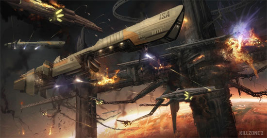 Killzone 2- Extrasolar War
