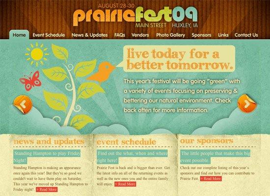 Huxley Prairie Festiva