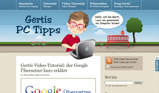 Gertis PC Tipps