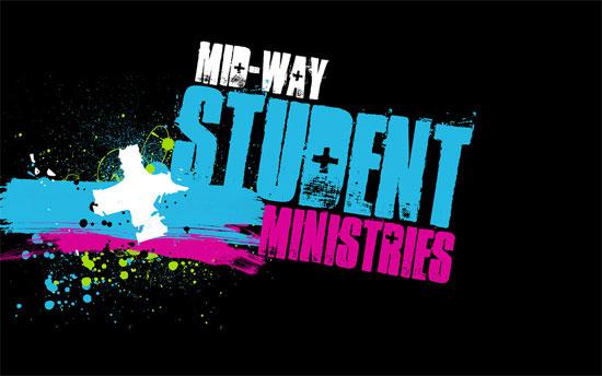 New Student Ministries Logo Wallpaper