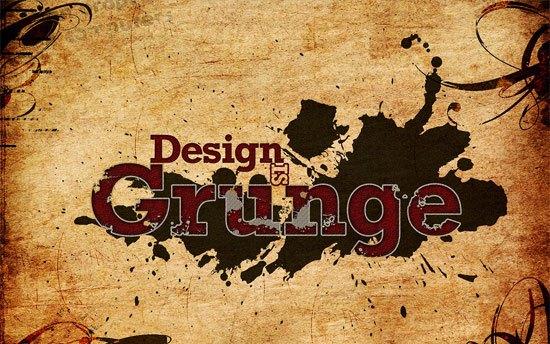 Design Is Grunge