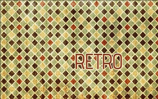 A fun retro background for you!