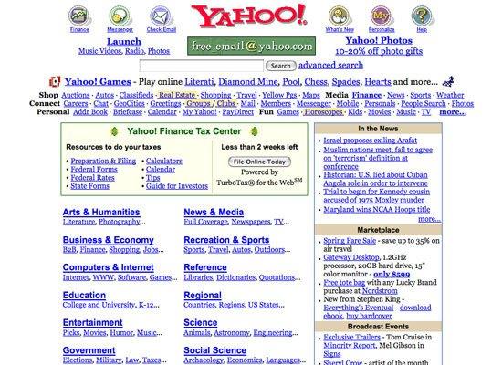 Yahoo! (2002)