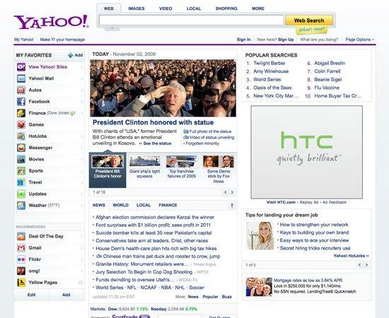 Yahoo! (2009)