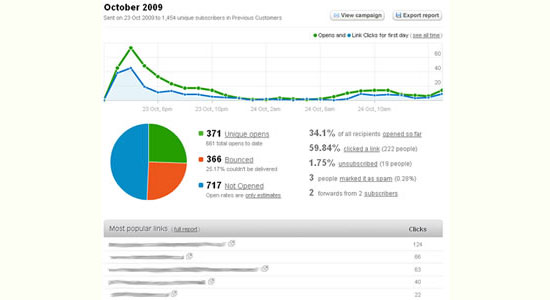 Get data for analytics