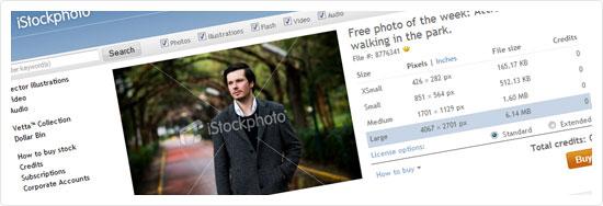 iStockphoto's Free Images