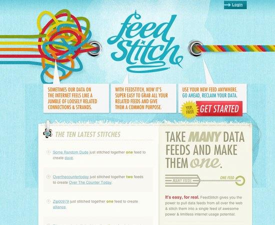 Feed Stitch