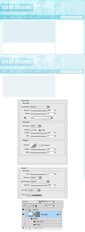 Grid settings