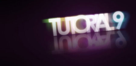 Colorful Glowing Text Effect in Photoshop