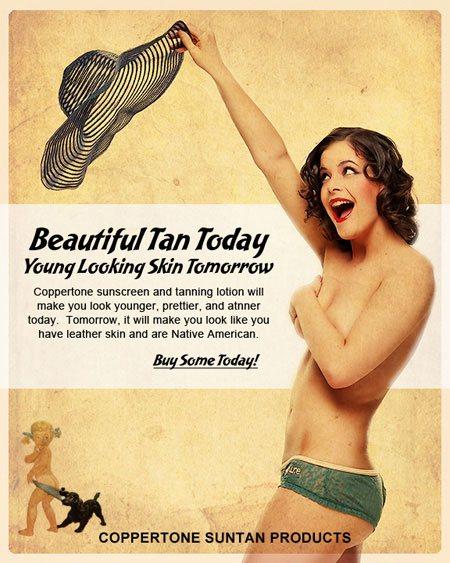 Make a Vintage Magazine Ad in Photoshop