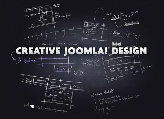 Creative Joomla! Design Book