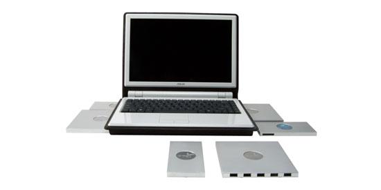 Asus Bookshelf PC
