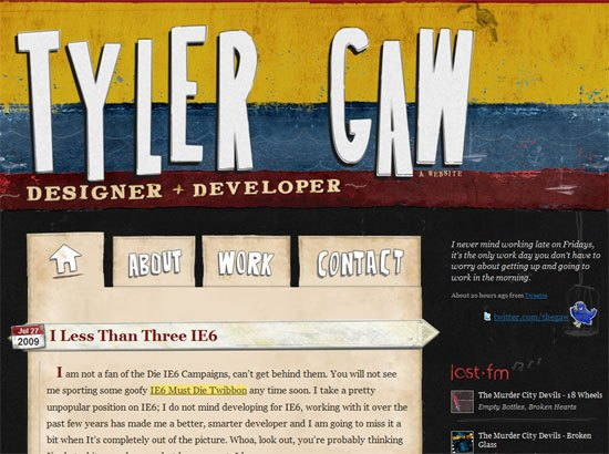Tyler Gaw