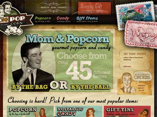 Mom & Popcorn