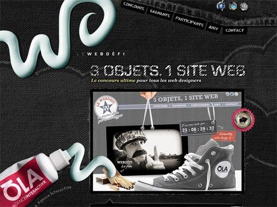 LE WEB DÉFI