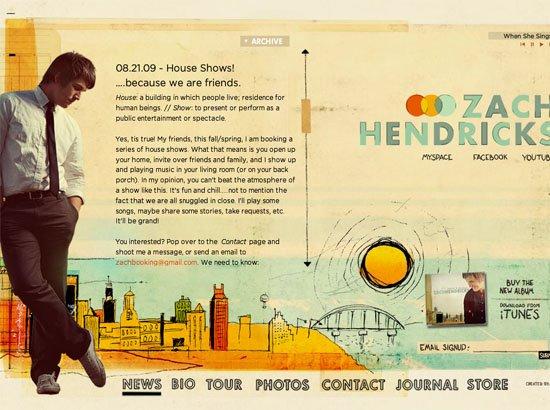 Zach Hendricks