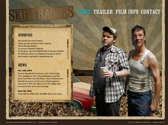 Skiptracers Movie