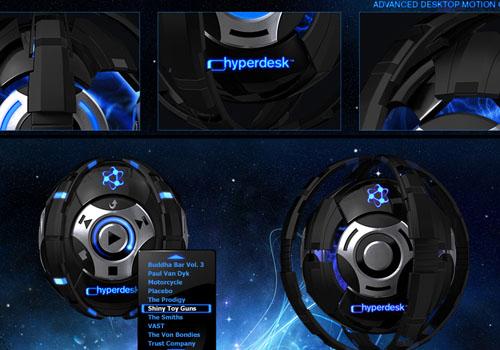 DarkMatter: Subspace Remote